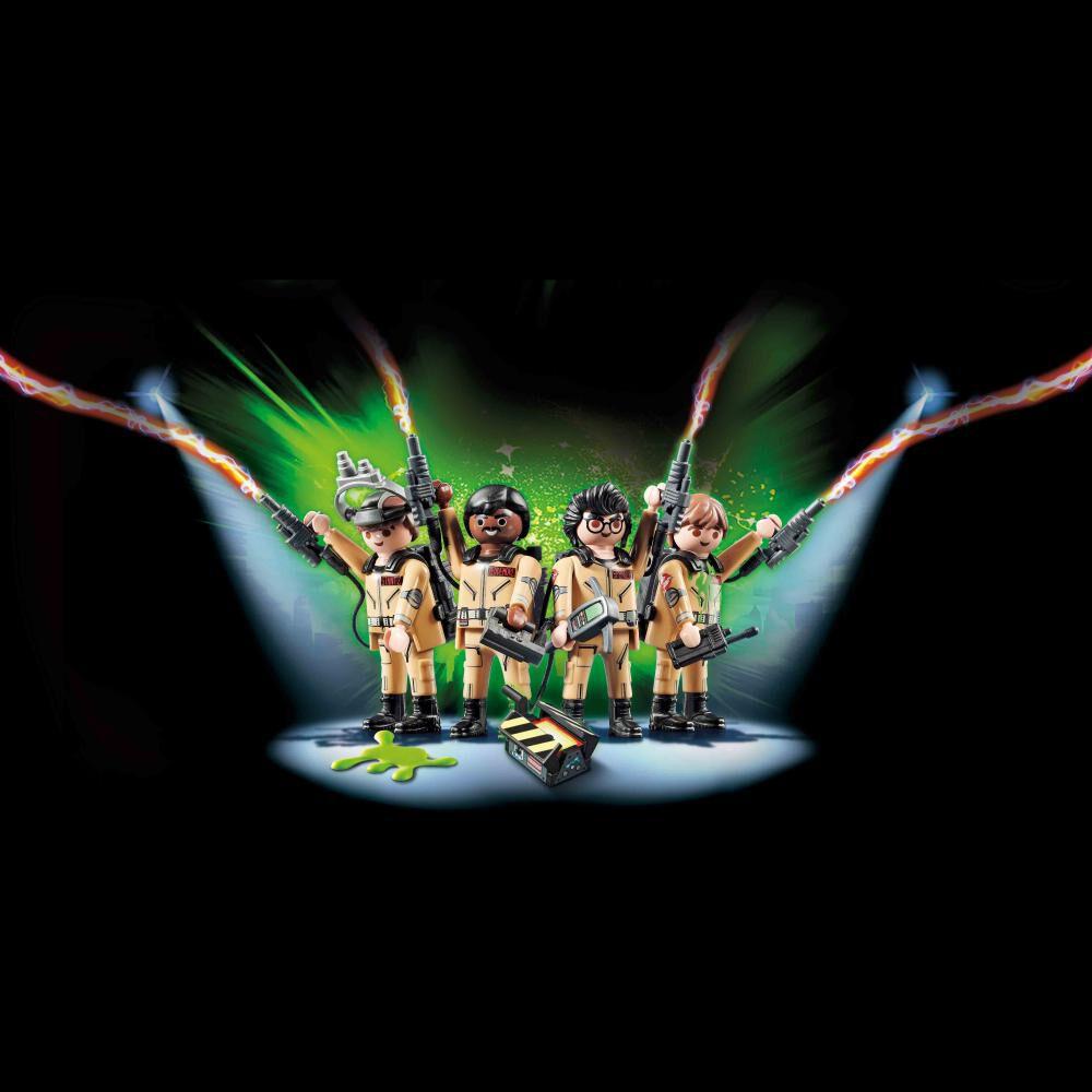 Figura De Acción Playmobil Set De Coleccionista Cazafantasmas image number 3.0