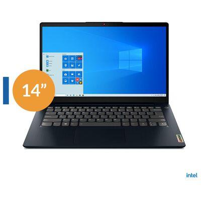 "Notebook Lenovo Ideapad 3 14itl6 / Abyss Azul / Intel Core I7 / 8 Gb Ram / Intel Iris Xe Graphics / 512 Gb Ssd / 14 """