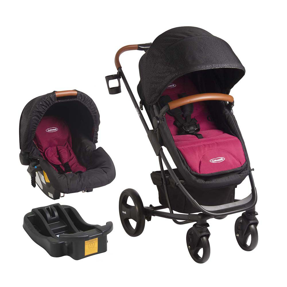 Coche Travel System Bebesit Nexus 5053 image number 0.0
