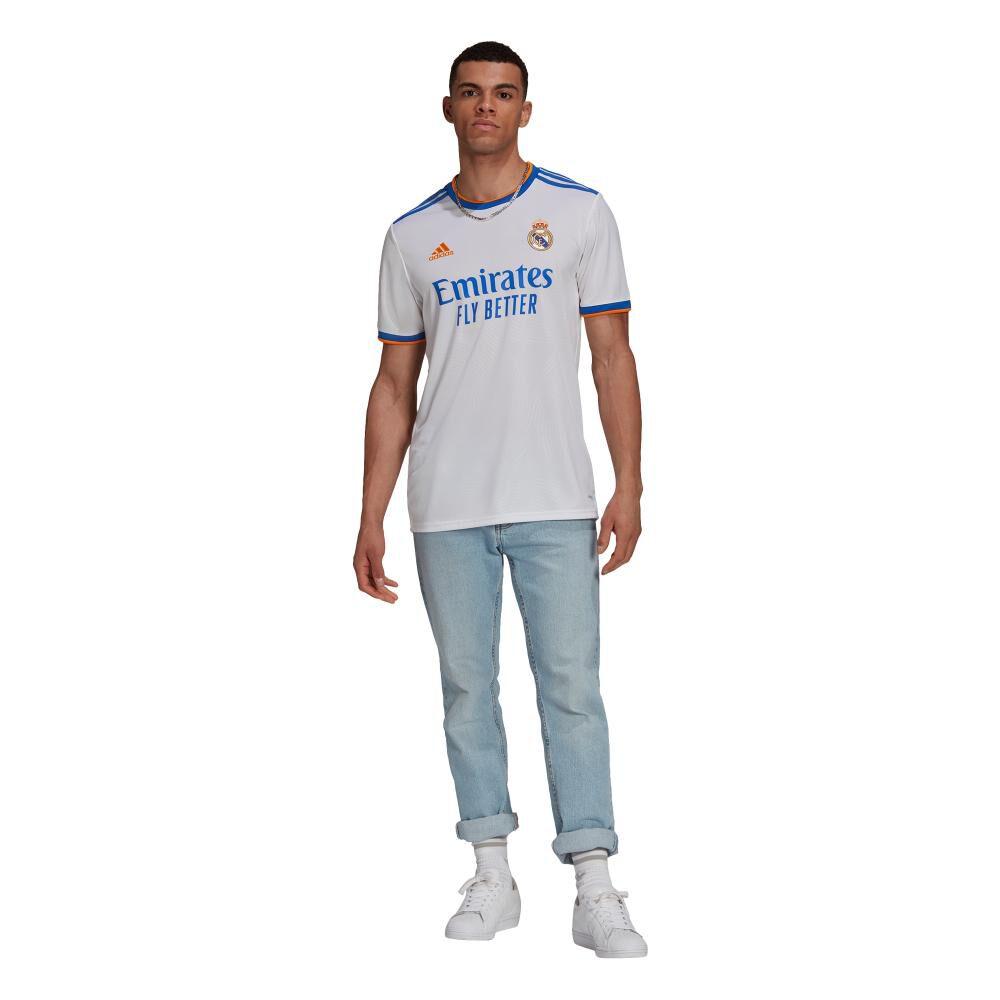 Camiseta De Fútbol Hombre Adidas Real Madrid 21/22 image number 0.0