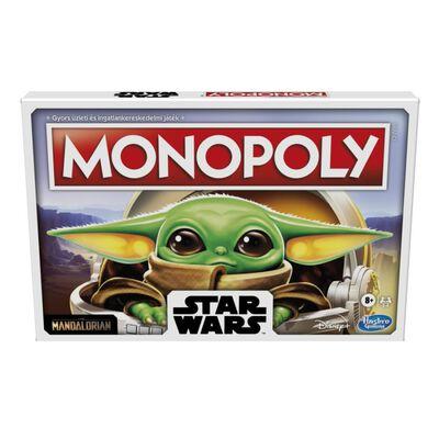 Juegos Familiares Monopoly Mandalorian, The Child