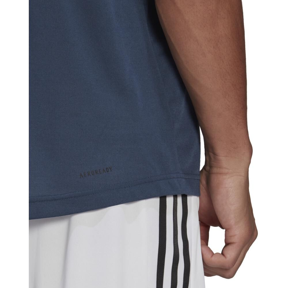 Polera Hombre Adidas image number 4.0