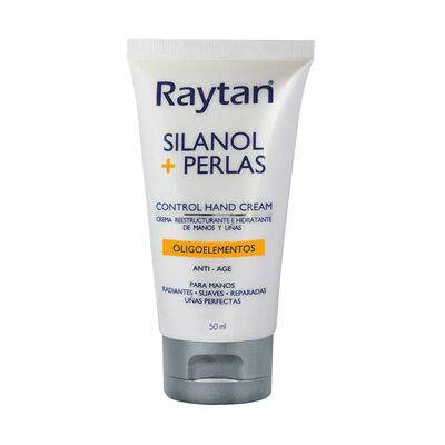 Crema De Manos Raytan Silanol + Perlas / 50 Ml
