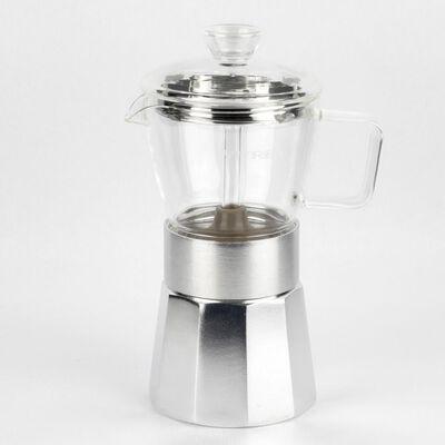 Cafetera Vitrex Crystal