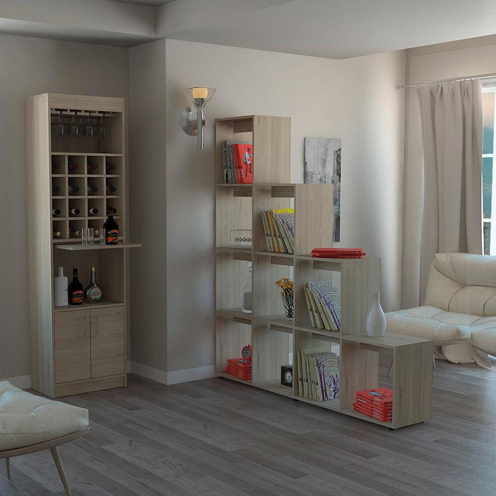Combo Biblioteca Escalera Casa Ideal Beijing + Bar Casa Ideal Kaba image number 3.0