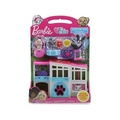 Set De Muñecas Barbie Casa De Cachorritos