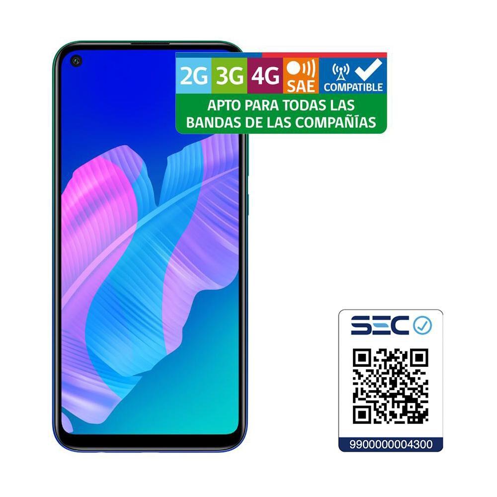 Smartphone Huawei Y7P / 64 Gb / Claro image number 6.0