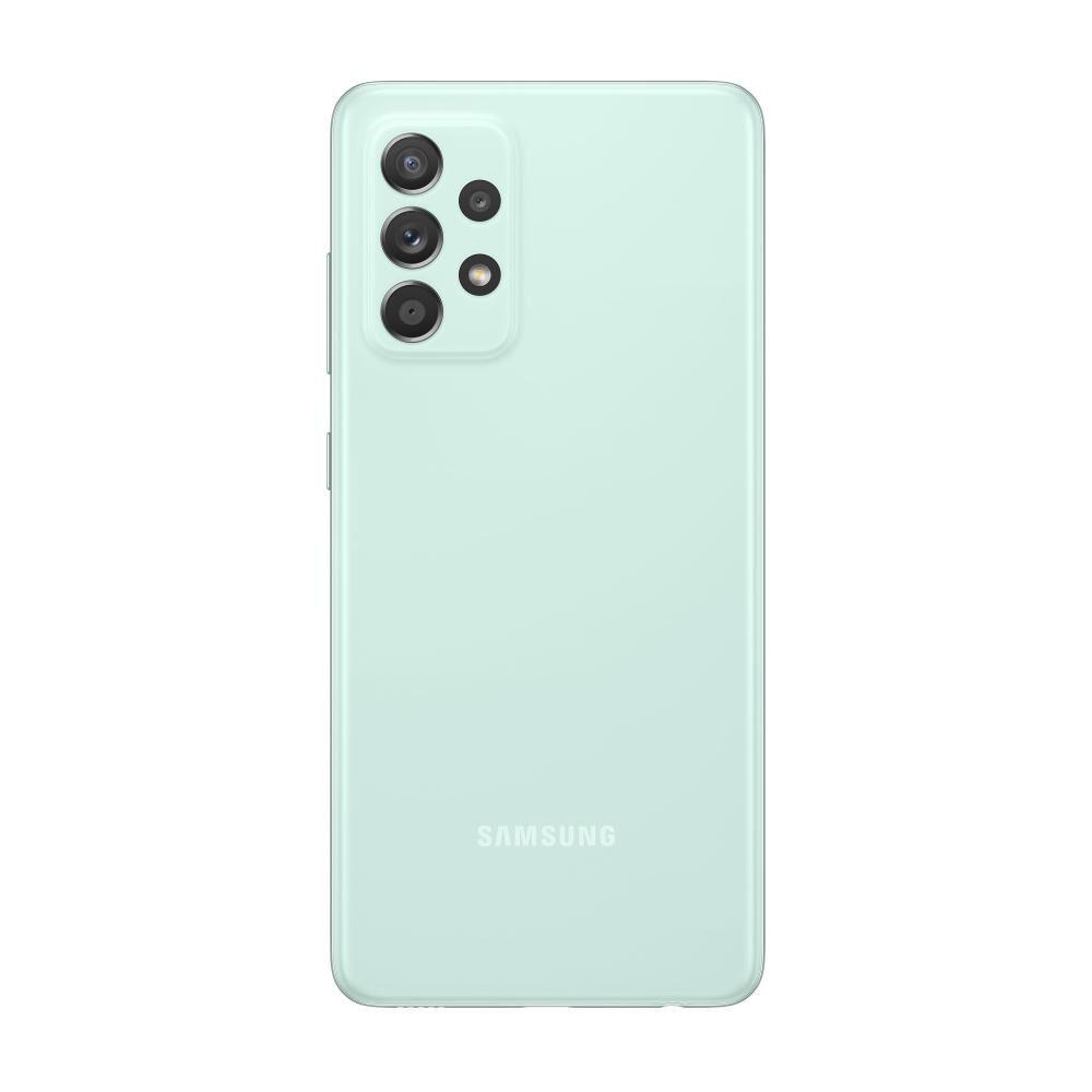 Smartphone Samsung Galaxy A52s Verde / 128 Gb / Liberado image number 1.0
