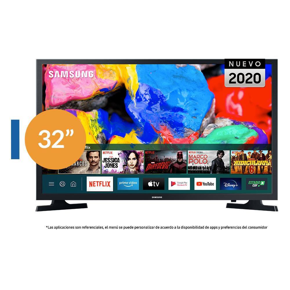 """Led Samsung T4300 / 32"""" / HD / Smart Tv 2020 image number 0.0"""