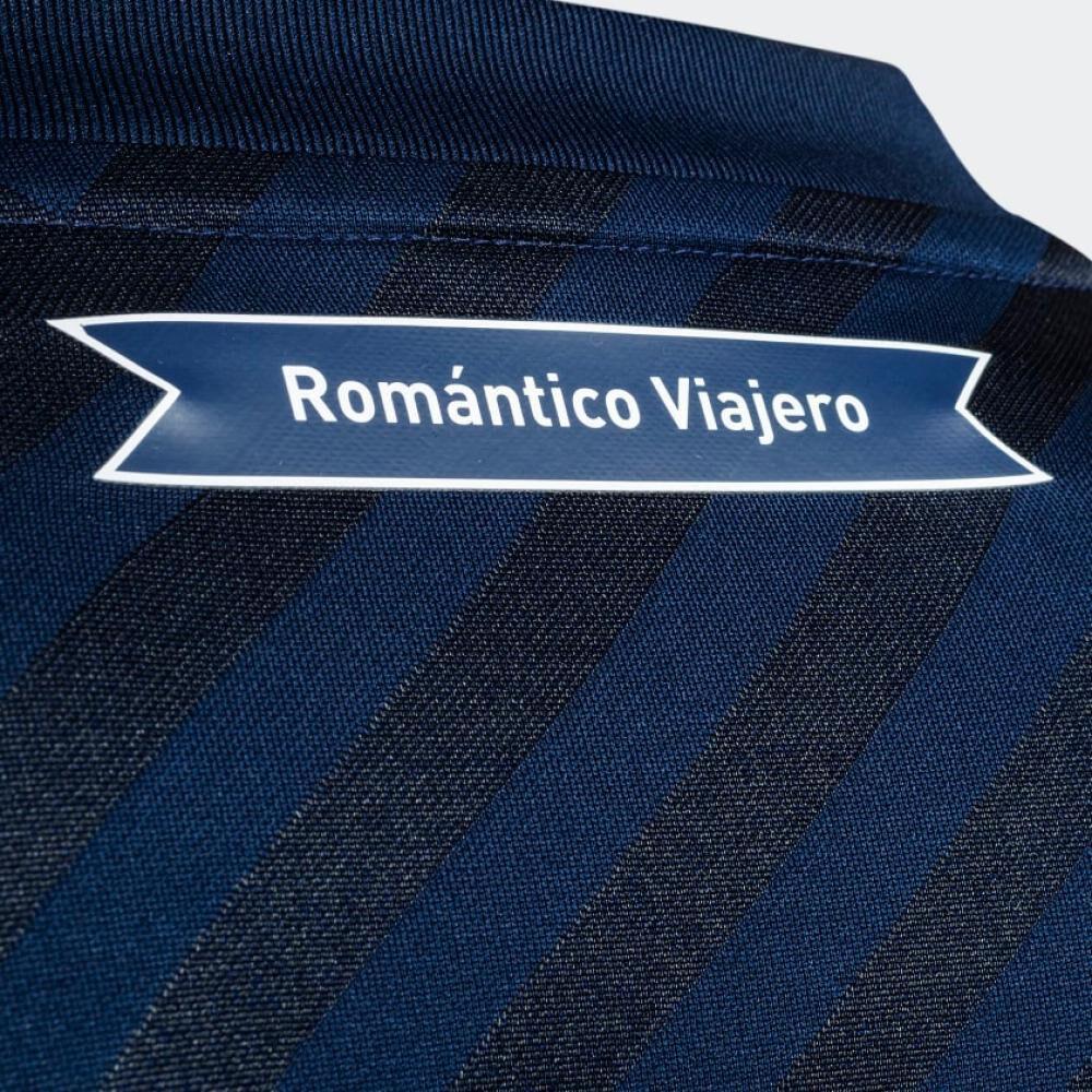 Camiseta De Fútbol Hombre Adidas Club Universidad De Chile 20/21 Local image number 4.0