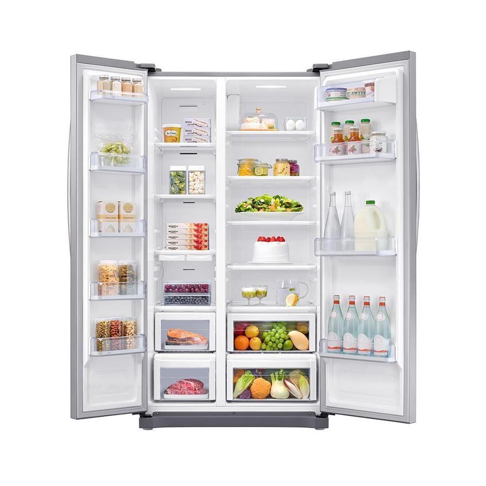 Refrigerador Side By Side Samsung Rs54N3003Sl / No Frost / 535 Litros image number 2.0