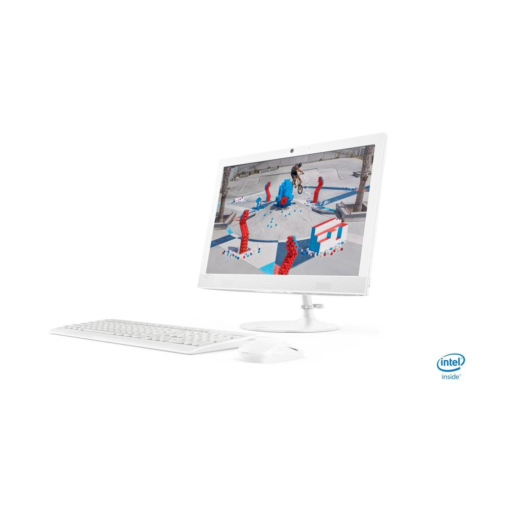 """All In One Lenovo Ideacentre Aio 330 / Intel Celeron / 4 Gb Ram / Intel Uhd Graphics 600 / 500 Gb Hdd / 19.5"""" image number 2.0"""