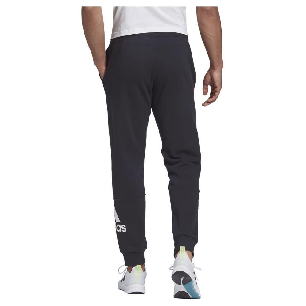 Pantalon De Buzo Hombre Adidas French Terry Pant image number 3.0