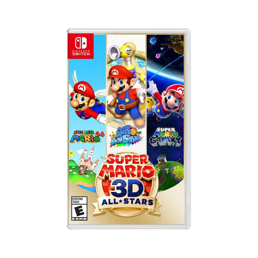 Videojuego Nintendo Switch Super Mario 3d All-stars image number 0.0