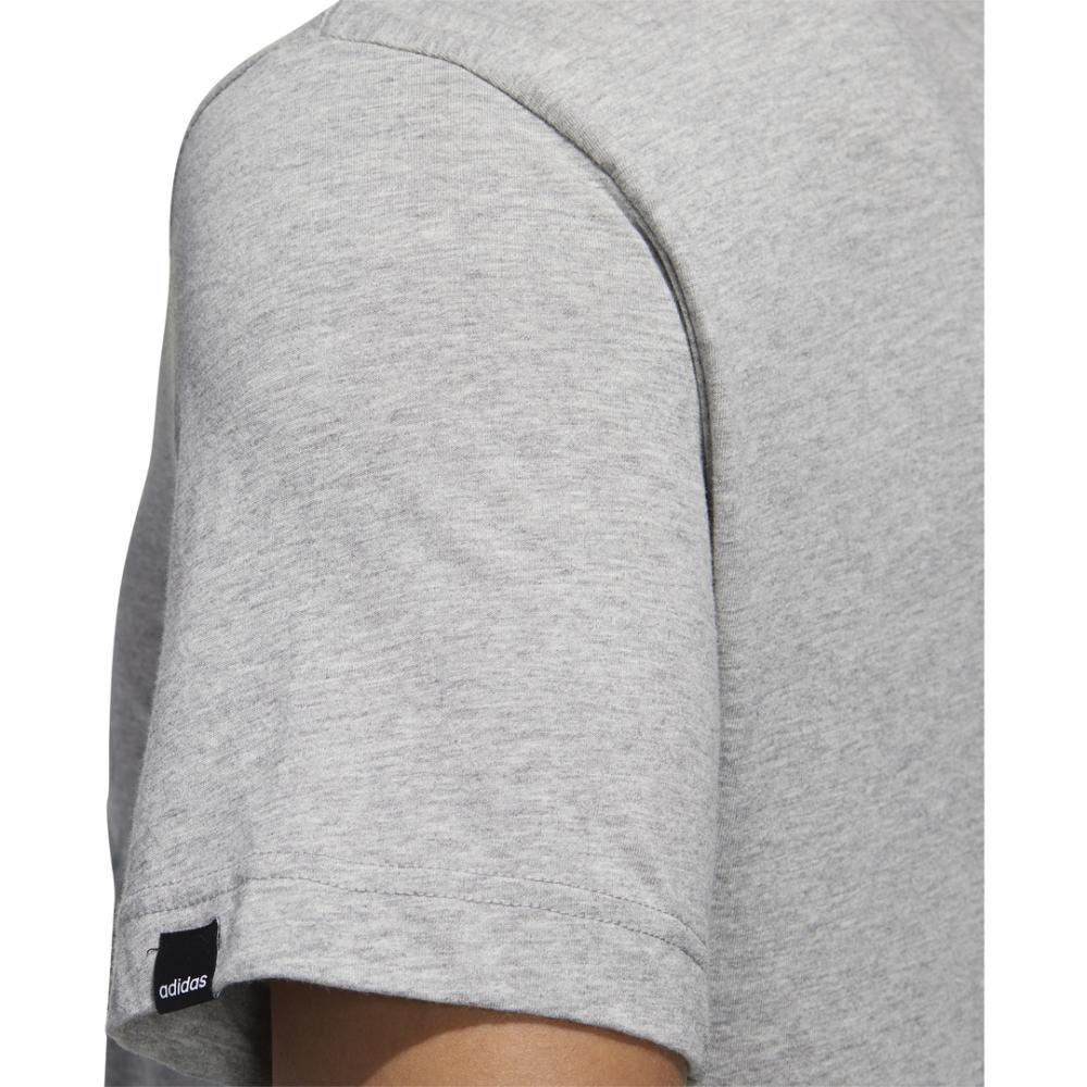 Camiseta Adi International Hombre Adidas image number 5.0
