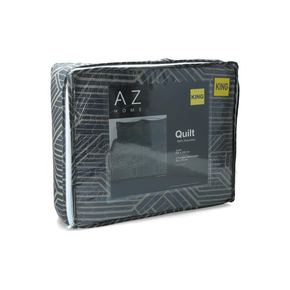 Quilt Azhome / King image number 3.0