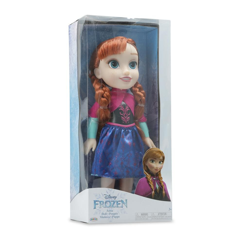 Muñeca Frozen Anna image number 0.0