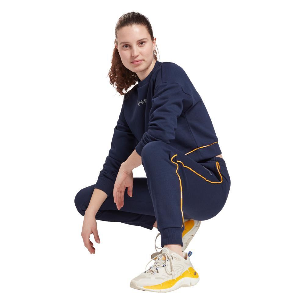 Pantalón De Buzo Mujer Reebok image number 3.0