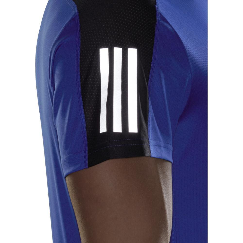 Polera Hombre Adidas Own The Run Tee Men image number 7.0