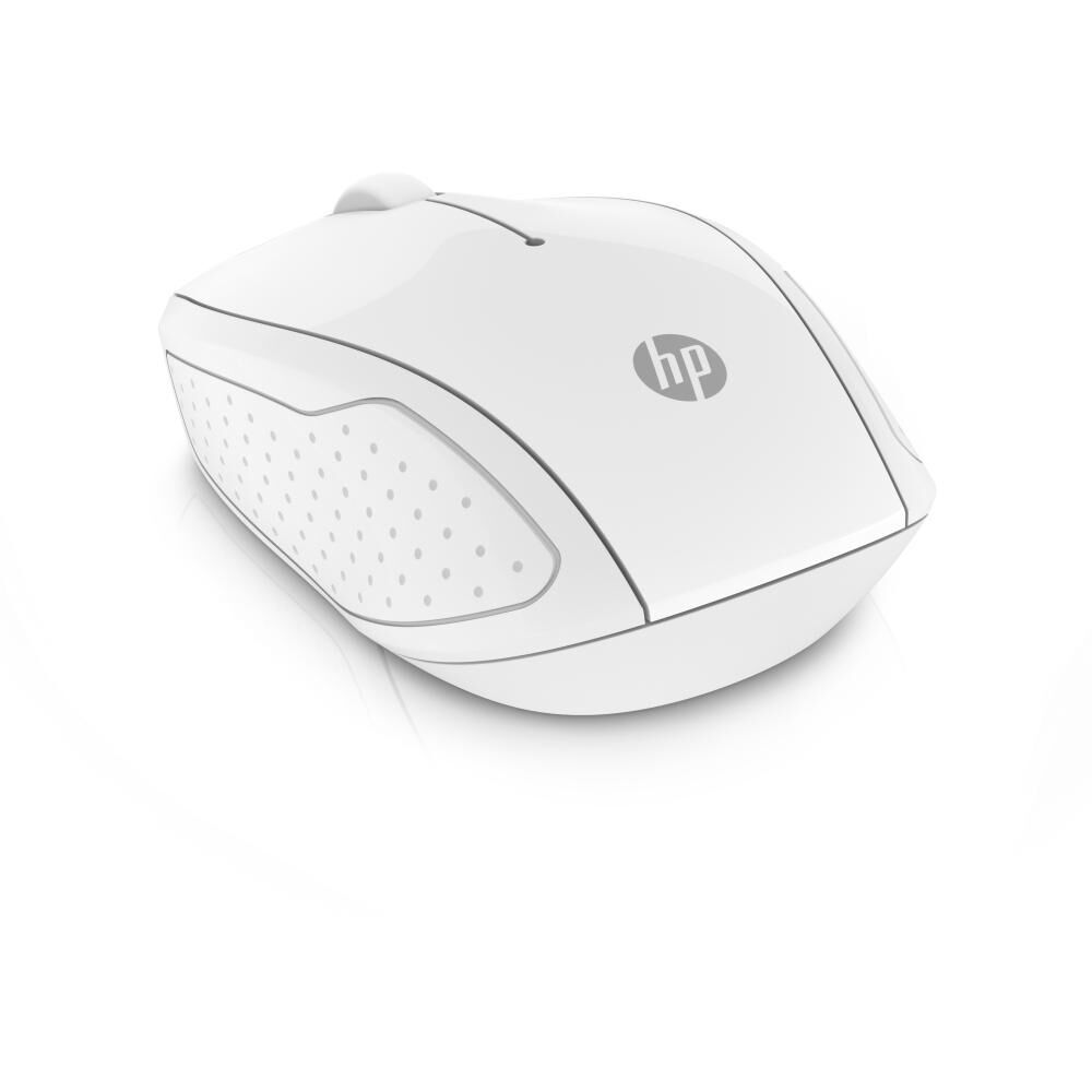 Mouse Hp 200 Snowwhite Wireless image number 1.0