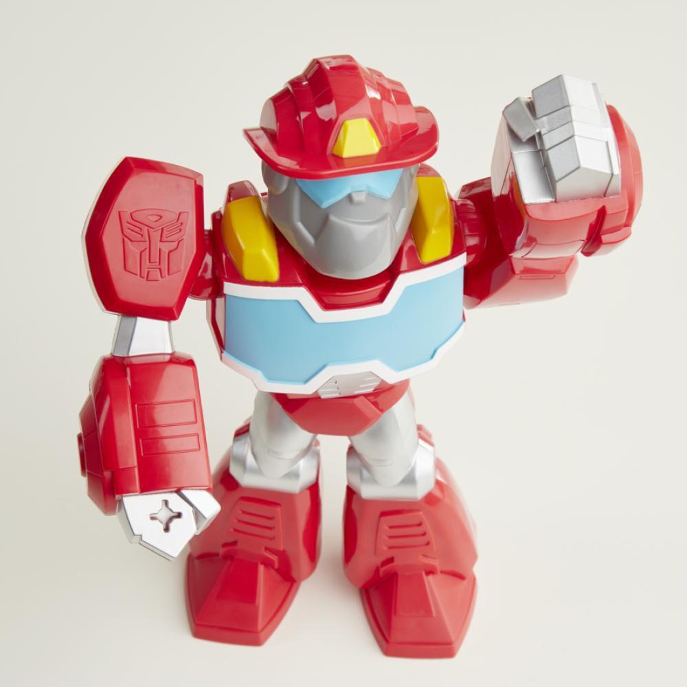 Figura De Accion Transformers Rbt Mega Heatwave image number 2.0