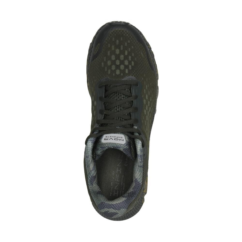 Zapatilla Running Unisex Under Armour Hovr Infinite 3 Camo image number 3.0