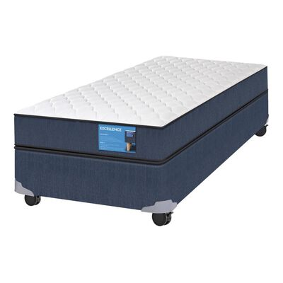 Cama Americana Cic Excellenc / 1 Plaza / Base Normal