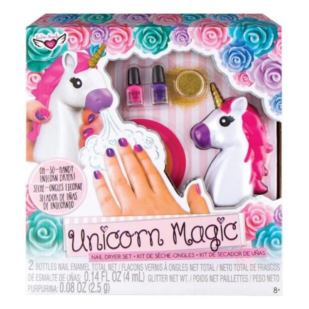 Set De Belleza Fashions Angels Nail Unicorn Magic image number 0.0