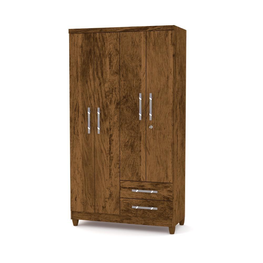 Closet Jdo&Desing Imbua / 4 Puertas / 2 Cajones image number 0.0