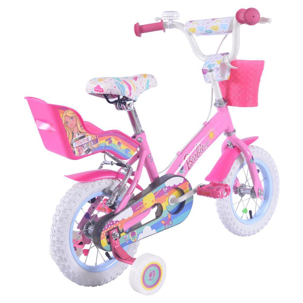 Bicicleta Infantil Bianchi Barbie 12 / Aro 12 image number 2.0