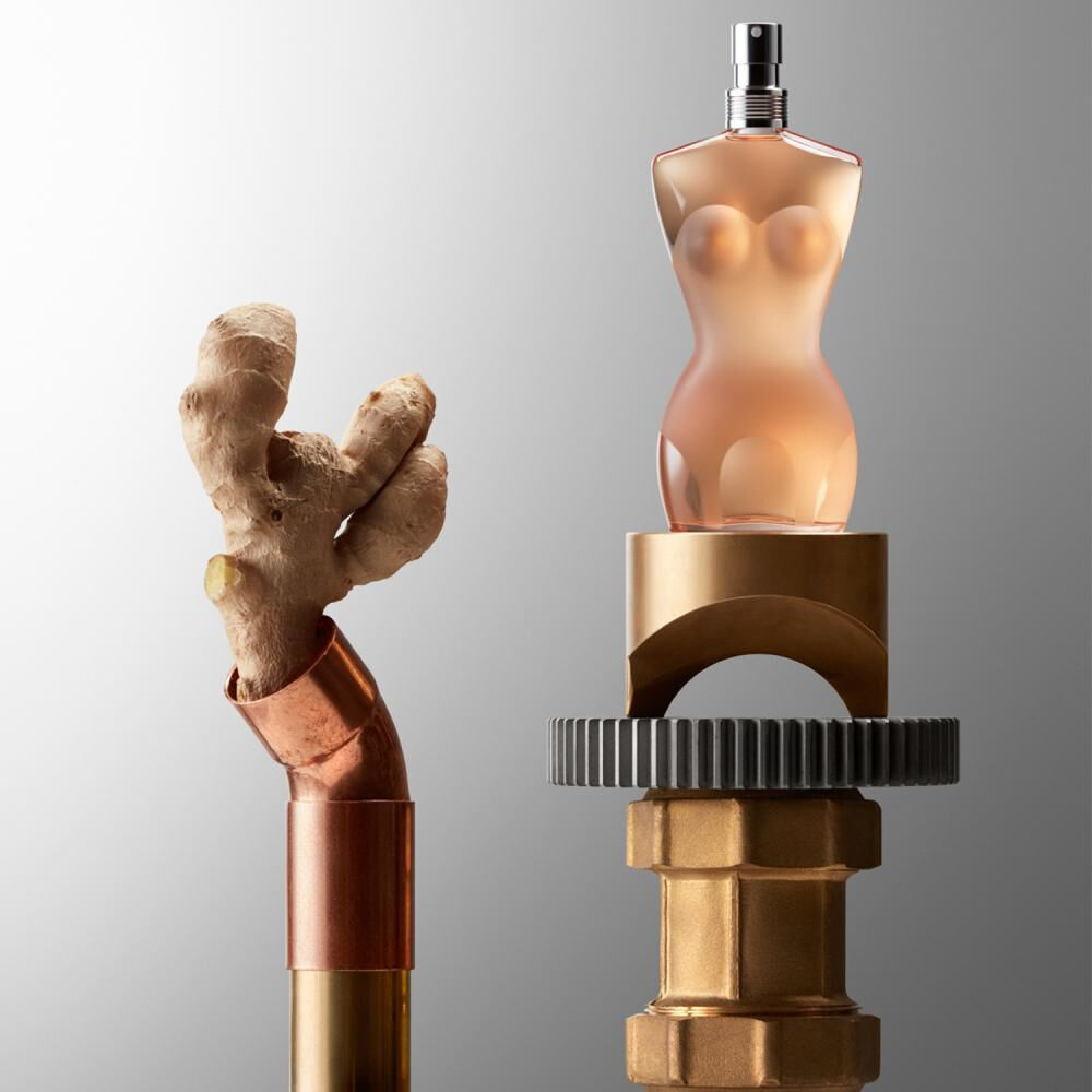 Set Jean Paul Gaultier Classique Edt 50ml + Body Lotion 75 Ml image number 2.0