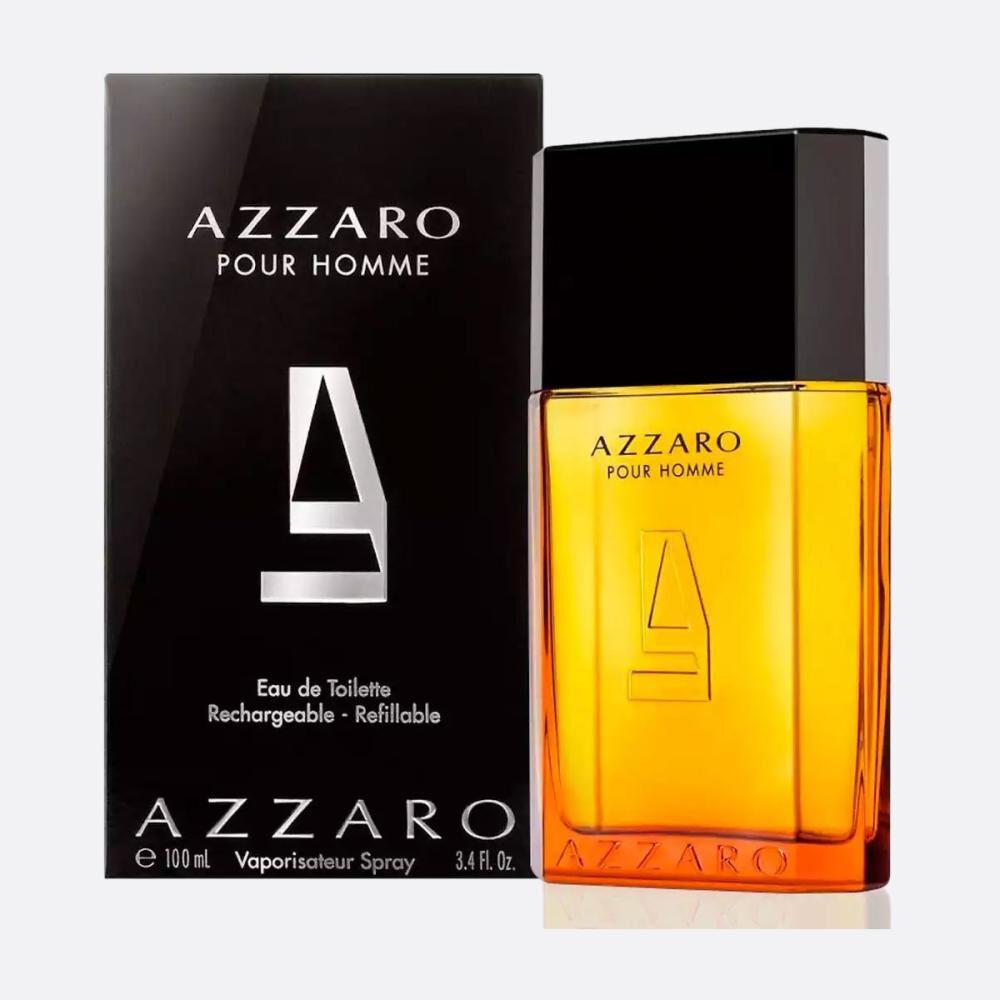 Perfume Hombre Pour Homme Azzaro / 100 Ml / Eau De Toilette image number 1.0