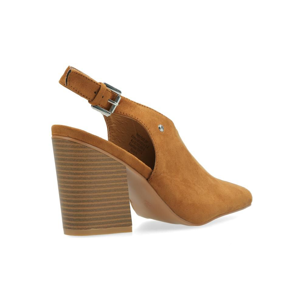 Zapato Con Taco Mujer Kimera image number 2.0