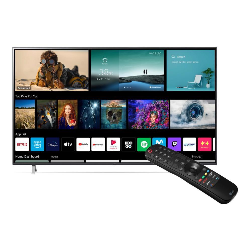 "Led LG UP7750PSB / 60 "" / Ultra Hd / 4k / Smart Tv image number 1.0"