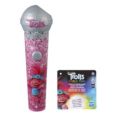 Microfono Trolls Poppy S Mic