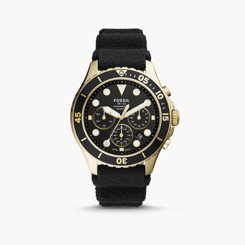 Reloj Casual Hombre Fossil Fs5729 image number 0.0