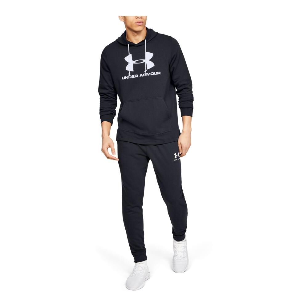 Poleron Hombre Under Armour image number 4.0