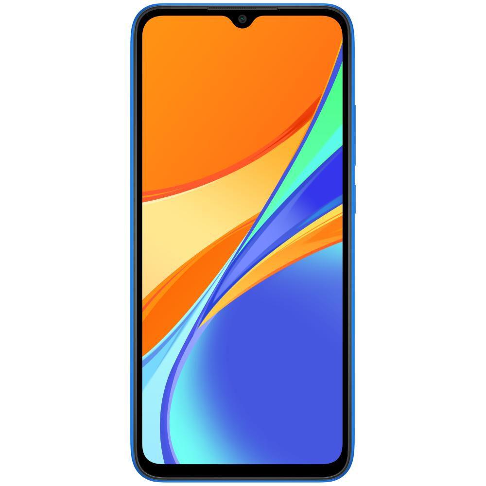 Smartphone Xiaomi Redmi 9c Azul / 32 Gb / Movistar image number 0.0