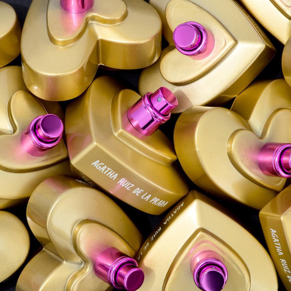 Perfume Love Glam Love Agatha Ruiz De La Prada /  / Eau De Toilette image number 4.0
