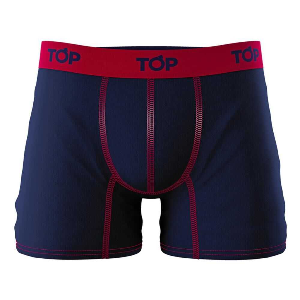 Pack Boxer Hombre Top / 5 Unidades image number 3.0