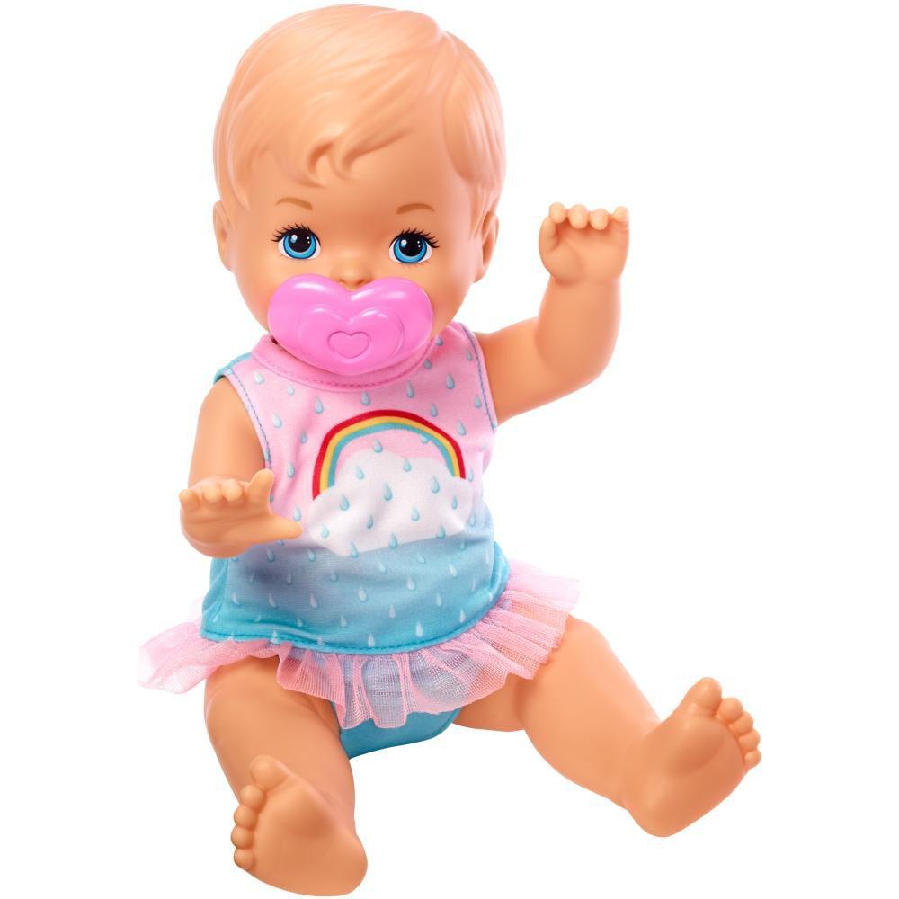 Muñeca Little Mommy KitHora De Hacer Pipi image number 1.0