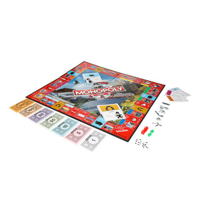 Juego De Mesa Monopoly Chile