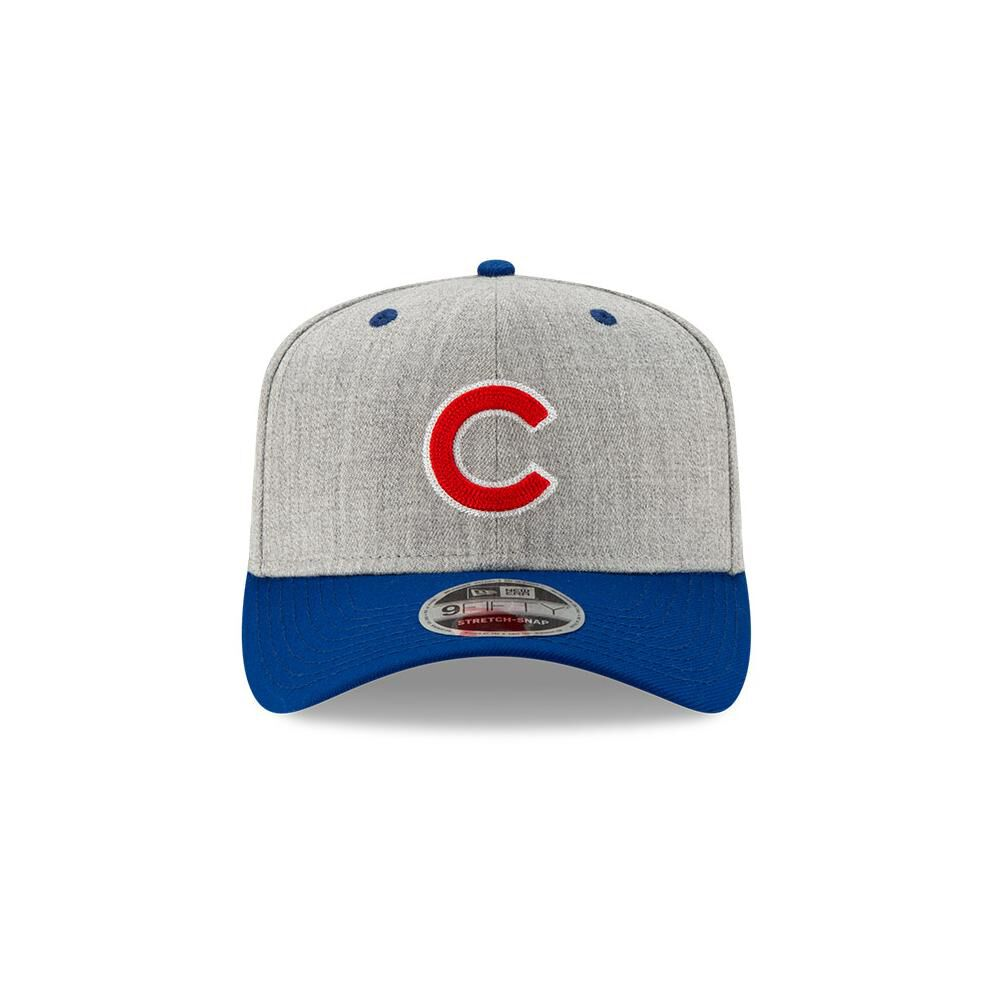 Jockey New Era 950 Stretch Snap Chicago Cubs image number 2.0