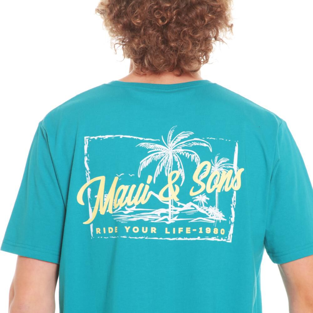 Polera Hombre Maui and Sons image number 3.0