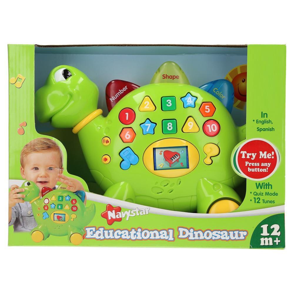 68038-S Dinosaurio Educativo image number 1.0