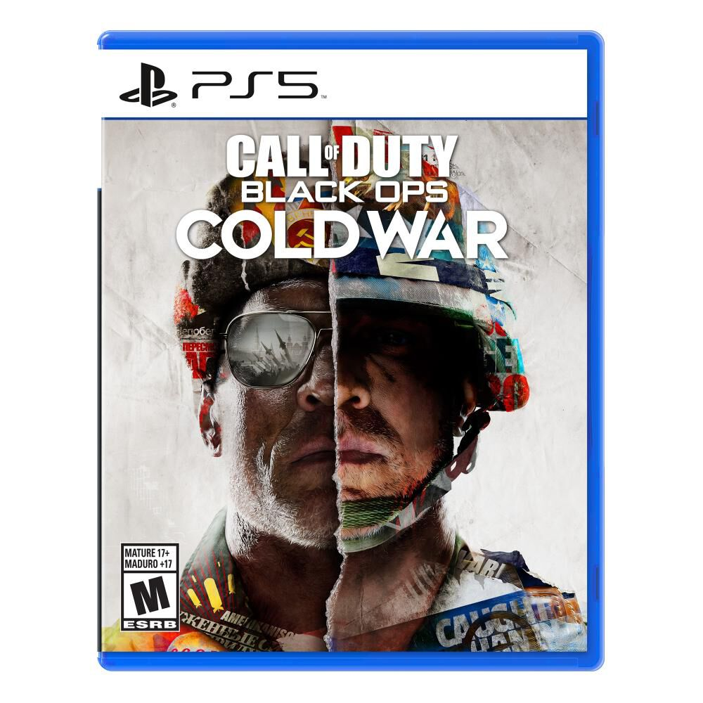 Juego Ps5 Call Of Duty Black Ops Cold War image number 0.0