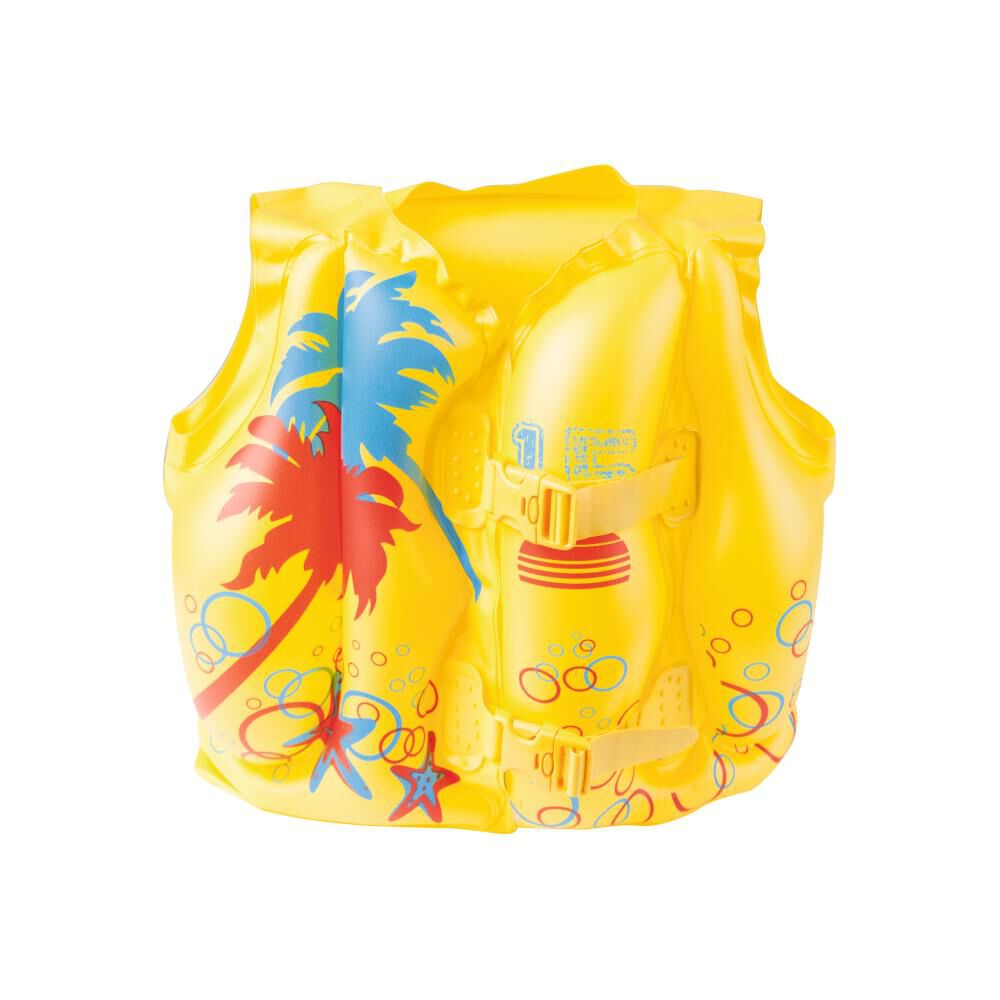 Chaleco Inflable Tropical Bestway 32069 image number 0.0