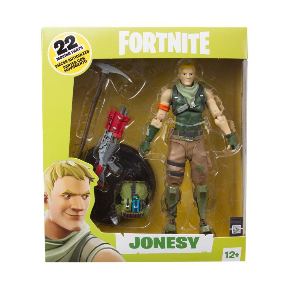 Figura De Accion Fortnite Jonesy image number 3.0