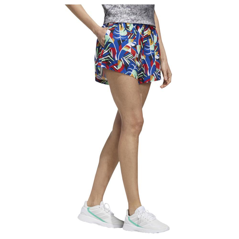 Short Mujer Adidas X Farm image number 2.0