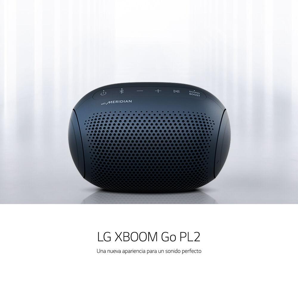 Parlante Portatil Bluetooth LG XBOOM Go PL2 2020 image number 5.0